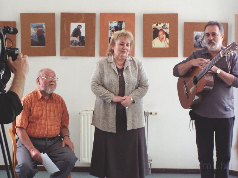 Szenti Ernő, Bertalanné Kovács Piroska, Kocsis Csaba