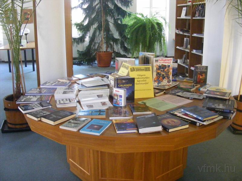Csillagászati könyvek ajánlója