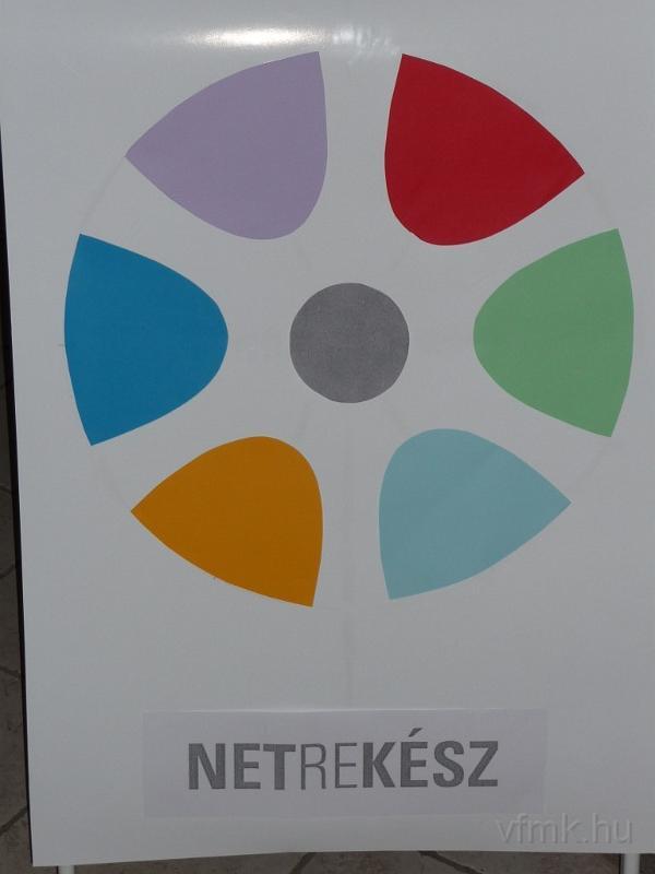 A rendezvény emblémája
